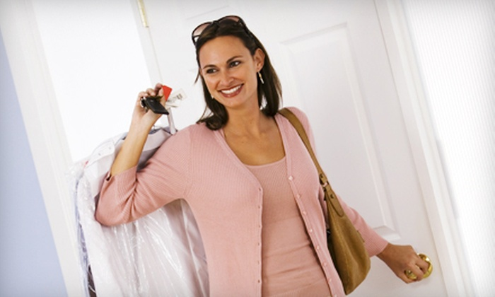VIP Cleaners - Louisville: Dry-Cleaning or Gown-Preservation Services at VIP Cleaners (Half Off). Three Options Available.