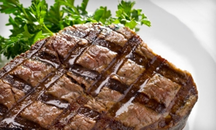 Cimarron Steakhouse - Clemmons: $20 for $40 Worth of Steak and Seafood at Cimarron Steakhouse in Winston-Salem