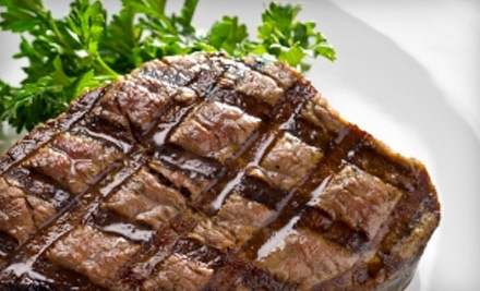 $40 Groupon to Cimarron Steakhouse - Cimarron Steakhouse in Winston Salem