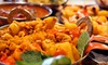 Saffron Indian Cuisine & Bar - Newbury Park: $20 for $40 Worth of Indian Fare and Drinks at Saffron Indian Cuisine & Bar