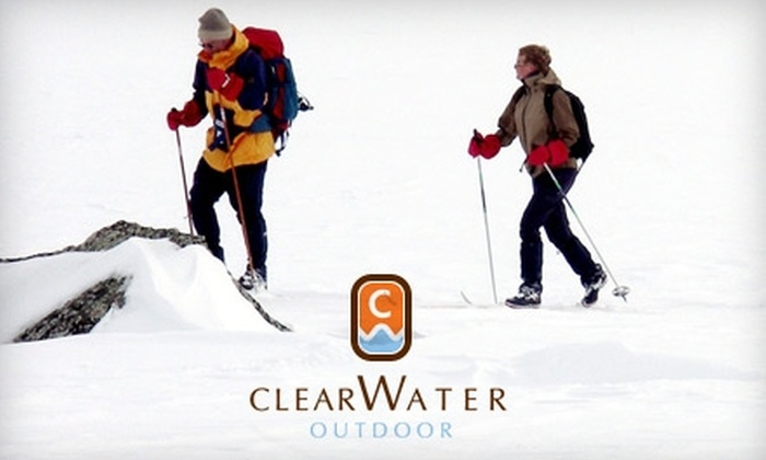 Clear Water Outdoor - Lake Geneva: $20 for a One-Year Adult Adventure Club Membership to Clear Water Outdoor in Lake Geneva ($40 Value)