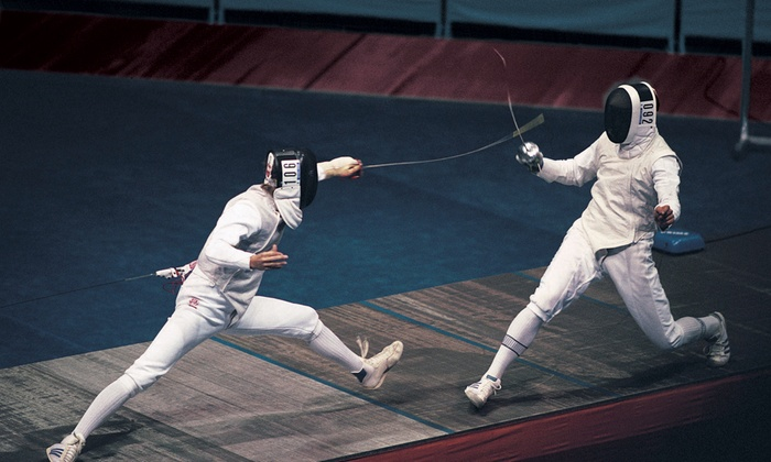 Wichita Fencing Academy - Downtown Wichita: $35 for Six Introductory Fencing Lessons at Wichita Fencing Academy ($70 Value)
