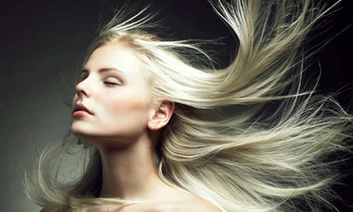 Ashley Schroer, Stylist - Hyde Park: Keratin Treatments from Stylist Ashley Schroer (Up to 54% Off)