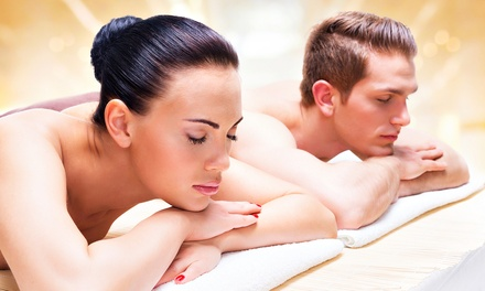 60 oder 90 Minuten Luxus-Goldmassage für Paare beiGoldmassage in Mitte ab 89,90 € (bis zu 64% sparen*)