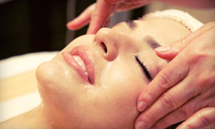 Electric Beach - Downtown: Custom Facial, 60-Minute Massage, or Both at Electric Beach (Up to 59% Off)
