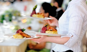 2AM Chefs: Upscale Catering for 25 or 100 People from 2AM Chefs (Up to 63% Off)