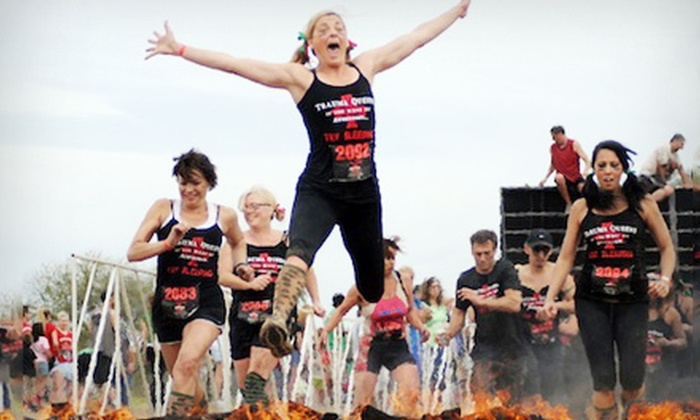 Gladiator Rock'n Run - Moreland: $32 for 6K Gladiator Rock'n Run Registration on Saturday, September 8 (Up to $75 Value)
