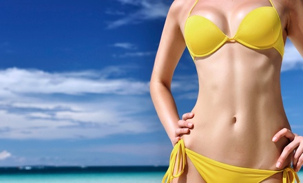 2, 4, or 6 Laser Lipo Sessions for 2 Body Areas with Whole-Body Vibration (Up to 89% Off)
