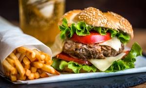 BB&Kome: Menú de hamburguesa o taco para 2 o 4 con entrante, principal, postre y bebida desde 14,90 € en BB&Kome