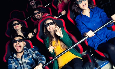 Unlimited Day Pass for One, Two, or Four People at 4D Adventure Ride (Up to 54% Off) ce004737-29cf-4f46-a7a4-1d154dd1fee1
