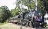 Essex Steam Train and Riverboat Ride - Essex: 2.5-Hour Steam-Train and Riverboat Tour for Up to Two or Four at Essex Steam Train & Riverboat Ride (34% Off)