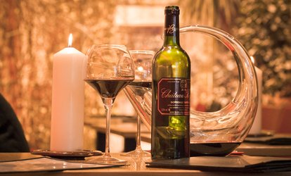 image for Tapas with a Glass of Wine for Two or Four at La Ruelle Wine Bar (Up to 41% Off)