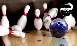 TIME CITY (OSTIA): Time City Ostia - Partita di bowling e hot dog con bibita (sconto fino a 71%)