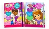 Disney Junior Character All About Me Books (2-Pack): Disney Junior Doc McStuffins and Sofia the First All About Me Books (2-Pack)