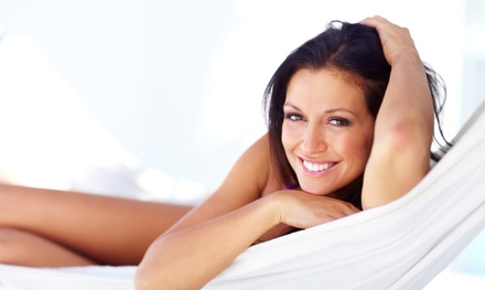 100, 200, or 300 Minutes of UV Tanning, or One Spray Tan at Lava Suntan Studios (Up to 50% Off)