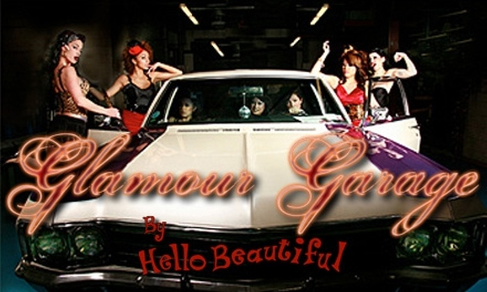 Hello Beautiful & Glamour Garage - Greenpoint: $45 for $100 Worth of Hair or Tattoo Services at Hello Beautiful Salon or Glamour Garage. Choose One of Two Service Options and Locations.