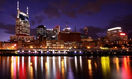 1-Night Stay for Two Adults and Up to One Kid in a Superior King Room, Valid February 7February 29 - Millennium Maxwell House Hotel in Nashville