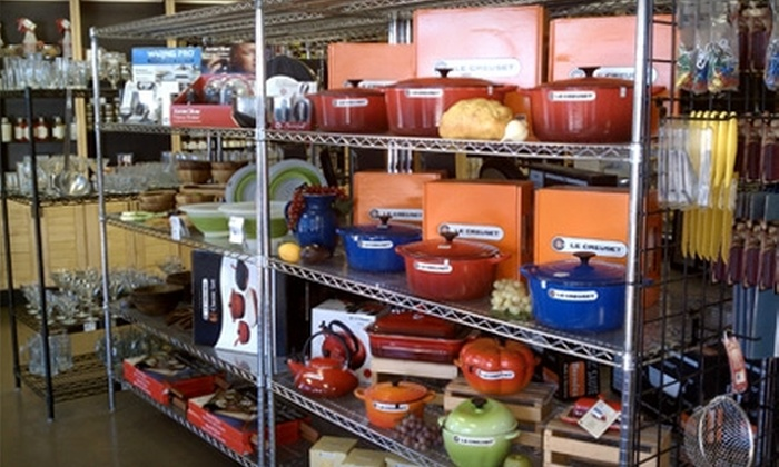 The Stock Pot - Tulsa: $25 for $50 Worth of Cooking Supplies at The Stock Pot