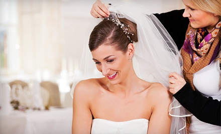 Wedding Day Beauty Package for 1 (a $230 Value) - BE Salon Studio in Anchorage
