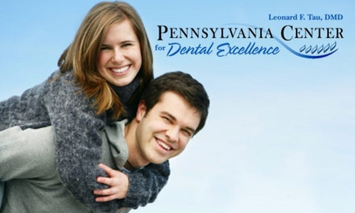 Pennsylvania Center for Dental Excellence - Somerton: $59 for One of Four General or Cosmetic Treatments at the Pennsylvania Center for Dental Excellence (Up to $750 Value)