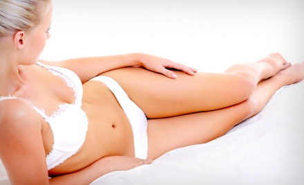 Six Laser Hair-Removal Treatments on Small Areas - Birmingham Cosmetic Surgery & Vein Center in Jackson