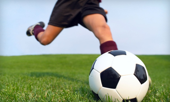 SoccerZone Lansing - Southside: $10 for Six Weeks of Youth Soccer Instruction at SoccerZone (Up to $72 Value)
