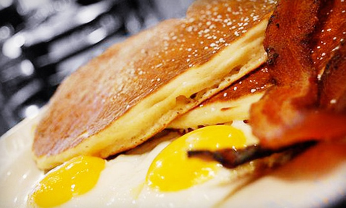 New Louisiana Cafe - Summit - University: $7 for $15 Worth of Breakfast and Lunch Fare at New Louisiana Cafe in St. Paul