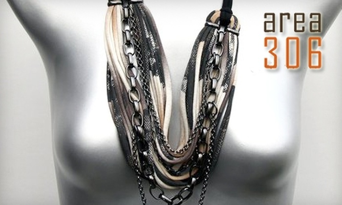 Area 306: $25 for $50 Worth of Merchandise from Area 306 Gifts and Accessories