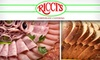 Ricci's Deli - Perry: $5 for $10 Worth of Fresh Sandwiches and Meals at Ricci's Deli