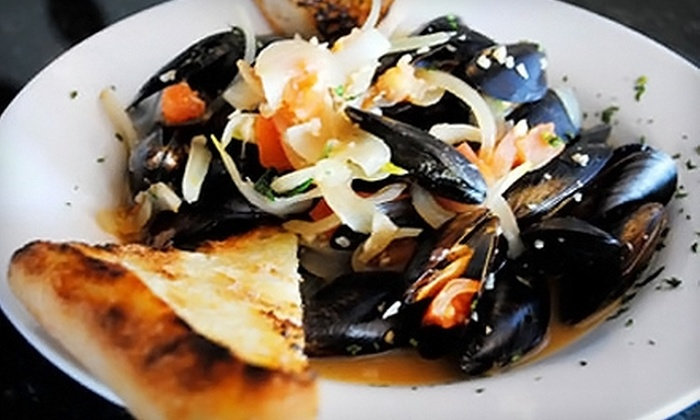Café Jamm - Central Fort Lauderdale: $15 for $35 Worth of Contemporary American Cuisine at Café Jamm