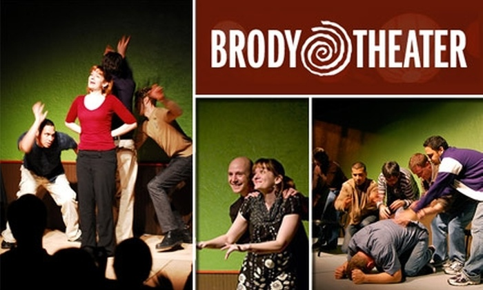 Brody Theater - Old Town - Chinatown: $5 for a Friday or Saturday Night Improv Show at Brody Theater (Up to $10 Value)