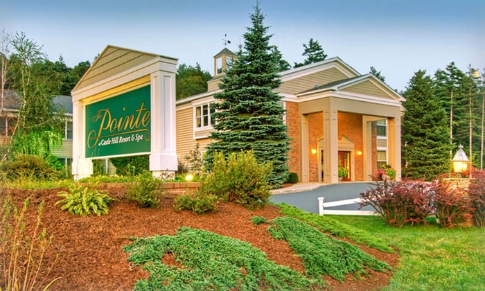 The Pointe Hotel at Castle Hill Resort & Spa - Cavendish: 1- or 2-Night Stay with Spa and Dining Credits at The Pointe Hotel at Castle Hill Resort & Spa in Proctorsville, Vermont