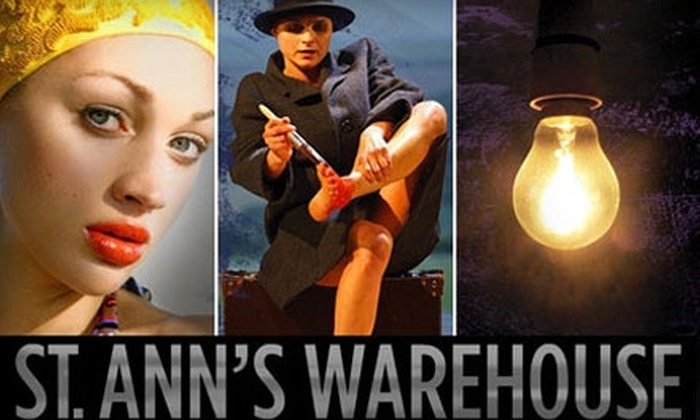 St. Ann's Warehouse - DUMBO: $17 for One Ticket to a St. Ann's Warehouse Production ($35 Value)