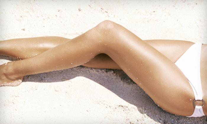 East Side Laser Center - Shadyside: Two or Four Spider-Vein Treatments at East Side Laser Center (Up to 67% Off)
