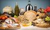 BFS restaurant - Westmere: Mediterranean Cooking Class for Two, Dinner for Two, or $20 for $40 Worth of Mediterranean Fare at BFS Restaurant