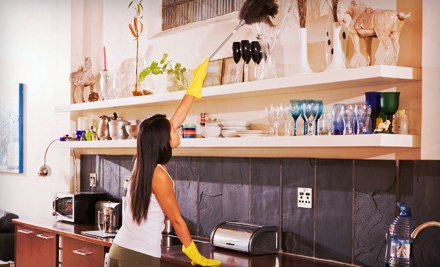 One 3-Hour Cleaning (a $270 value) - Jay's Eco Cleaning in