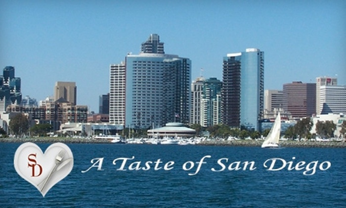 A Taste of San Diego Tour - Multiple Locations: $39 for A Taste of San Diego Tour
