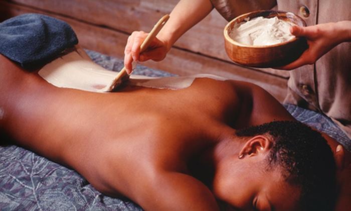 Ozera Healing Spa and Salon - Prince Albert: $50 for a Sea or Herbal Body Wrap at Ozera Healing Spa and Salon in Prince Albert ($100 Value)