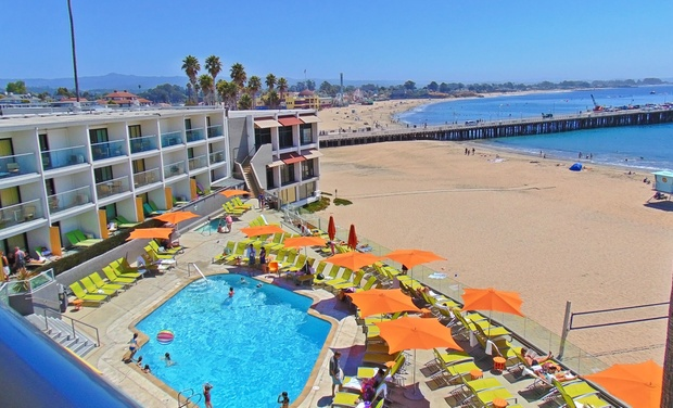 Santa Cruz Dream Inn - Santa Cruz, CA: Stay at Santa Cruz Dream Inn in California, with Dates into April