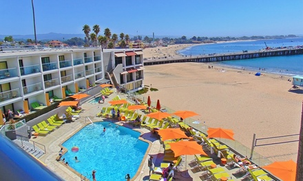 Stay at Santa Cruz Dream Inn in California, with Dates into April