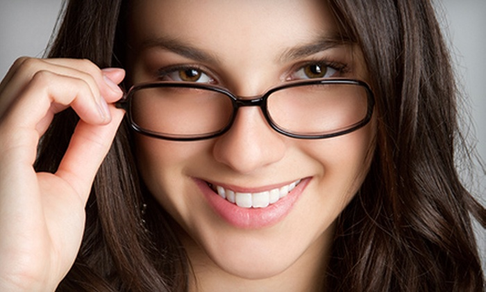 Stratton Eyes - Deerfield: $50 for an Eye Exam Plus $200 Toward Prescription Eyewear at Stratton Eyes (Up to $265 Value)