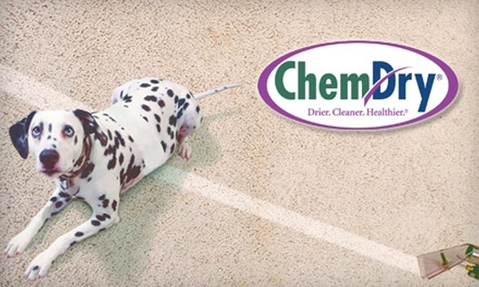All Care Chem-Dry - Olathe: $59 for Professional Carpet-Cleaning Services for Three Areas from All Care Chem-Dry