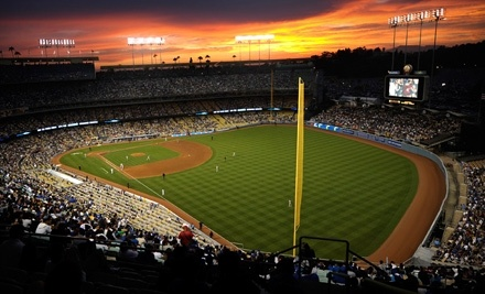 Los Angeles Dodgers: May 28, May 29, June 15, or June 22 - Los Angeles Dodgers in Los Angeles