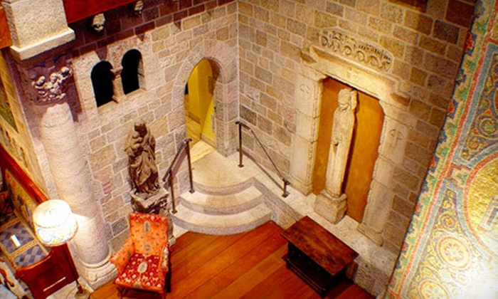 Glencairn Museum - Bryn Athyn: Guided Tour for Two or Four at Glencairn Museum in Bryn Athyn (Up to 53% Off)