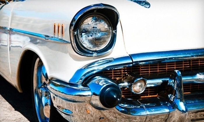 Somerville Car Wash & Detail Center - Ward Two: $39 for Five Washes at Somerville Car Wash & Detail Center ($80 Value)