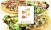 Zpizza - Multiple Locations: $10 for $20 Worth of Organic Pies at Zpizza
