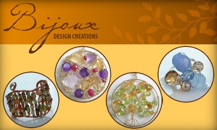 Bijoux Design Creations Inc. - Glenvar Heights: $19 for Two Introductory Jewelry-Making Classes at Bijoux Design Creations ($50 Value)