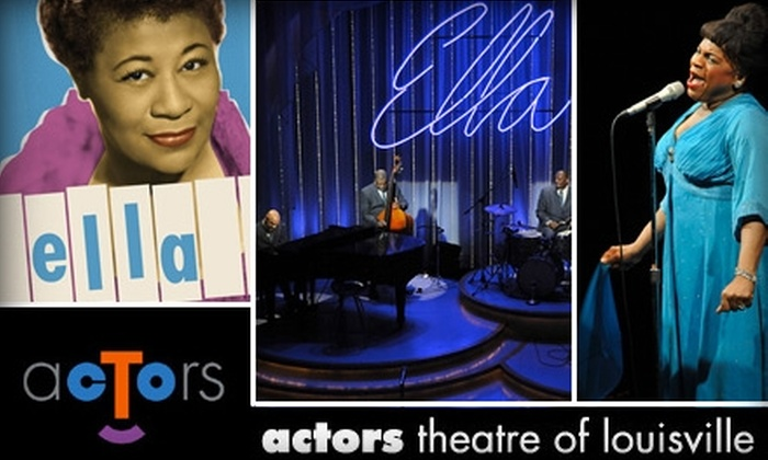 """Actors Theatre of Louisville - Central Business District: $30 Ticket to the Final Matinee Performance of """"Ella"""" at Actors Theatre on Sunday, February 21, at 2:30 p.m. (Up to $59 Value)"""