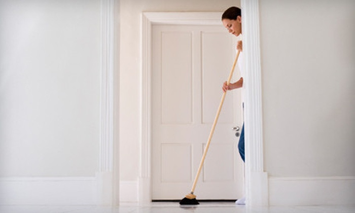 Miracle Maids - Minneapolis / St Paul: One, Three, or Six Two-Hour Housecleaning Sessions from Miracle Maids (Up to 77% Off)