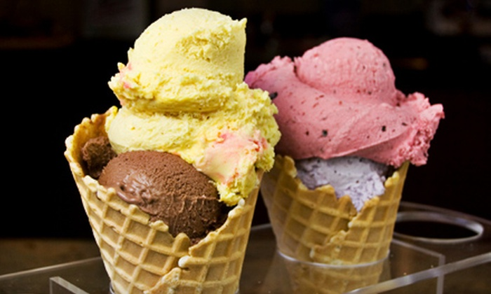 Taharka Bros. - Mt. Washington: $5 for $10 Worth of Handcrafted Ice-Cream Treats at Taharka Bros. in Mt. Washington